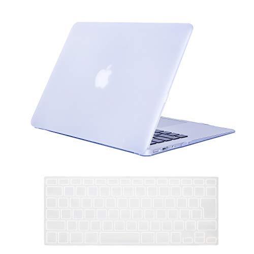 Se7enline MacBook Air 13-inch clear/transparent hard case Ja